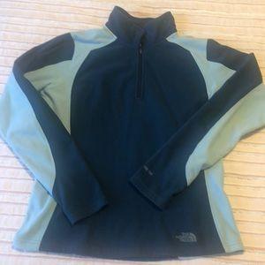 Medium TKA 100 Womens North Face fleece pullover